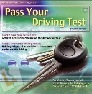 Glenn Harrold - Pass Your Driving Test: Hypnosis CD